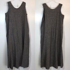 FLAX | Linen Maxi Dress